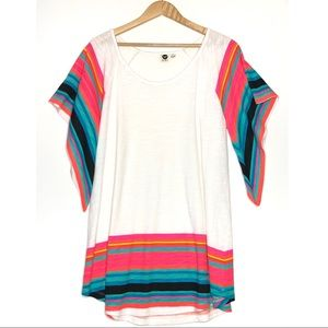 Roxy oversized Top Size Medium